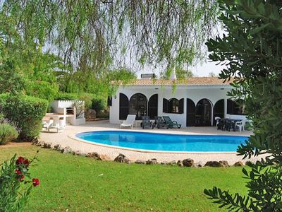Photo for 3 bedroom Villa, sleeps 6 with Pool, FREE WiFi and Walk to Shops