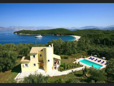 Photo for VILLA ILIANA is private with swimming pool and beautiful view.