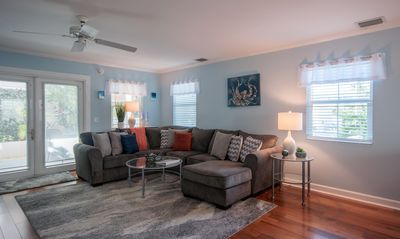 PARADISE PLACE:A tastefully decorated space in the heart of Old Town Key West