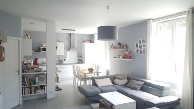 Photo for Cozy and quiet apartment in the heart of Saumur