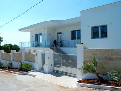 Photo for Villa Finibus Terrae - Santa Maria di Leuca (4 bedrooms, 4 bathrooms, sleeps 12)