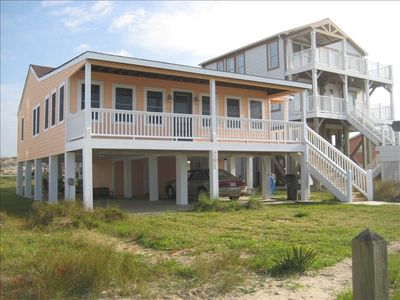 Photo for August Specials 25% off. Classic Oceanfront Home; Beautiful Views & Cozy Setting