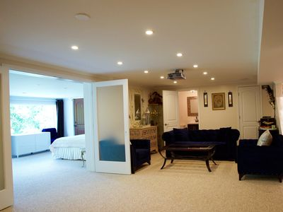 Photo for Luxurious Wayzata - New loaded home apartment with kitchen!