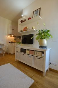 Photo for One bedroom apt easy to get to Navigli and the Center of Milan by tram