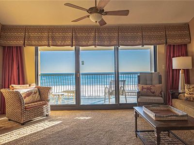 Photo for 309- Beautiful condo with stunning GULF FRONT view. Destin Beach Club