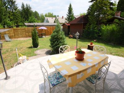 Photo for Vacation home Balaton H329 in Balatonfenyves - 9 persons, 4 bedrooms