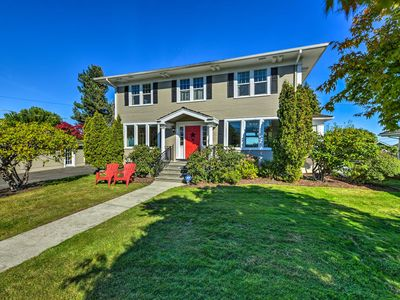 Photo for NEW! Port Angeles Colonial Home w/Waterfront Views
