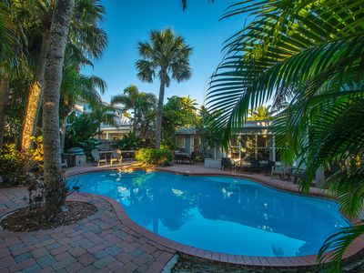 Photo for North Clearwater Beach Home with 3 Bedrooms - Lantana Cabana