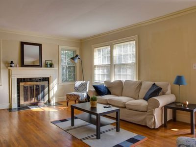 Photo for CUTE & COZY 2BR DUPLEX IN DILWORTH NEIGHBORHOOD W/ PARKING