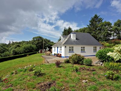 Photo for Detached bungalow in large landscaped garden (1 acre) enjoying far reaching southerly views ac…