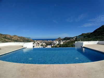 Photo for Comfortable apartment 2 bed amazing pool, near to everything, personal attention