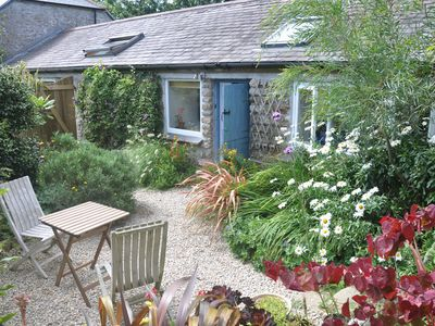 Photo for Set in gorgeous gardens & quiet countryside close to Mousehole and the sea