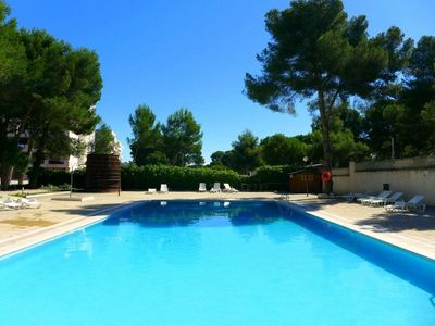 Photo for Cozy apartment in Salou of 2 Pers 1 bedroom near Port Aventura