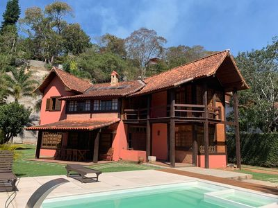 Photo for Beautiful and cozy house in Itaipava
