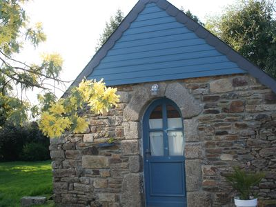 Photo for Lilly, adorable little stone house for 3 people.