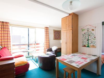 Photo for 2 rooms apartment 4/5 people 3* exposed South