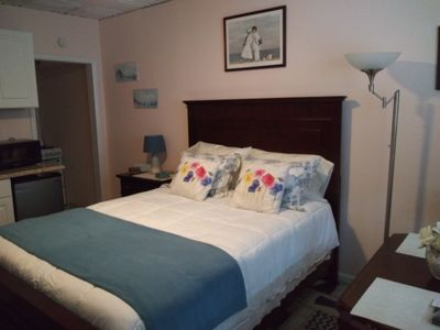 Beach Bum's Haven.  Private suite located one block from beach and boardwalk.