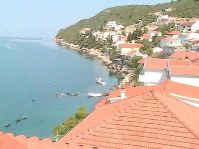 Photo for Seaside apartment best terrace on Adriatic