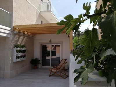 Photo for Apartment JoG  SA1(2)  - Zecevo, Riviera Sibenik, Croatia