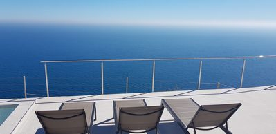 Photo for VILLA 1st line of sea, SPECTACULAR VIEW !!!