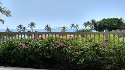 Photo for Luxury Alii Cove Ocean View Townhome In Kailua Kona