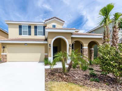 Photo for Modern Bargains - Solterra Resort - Feature Packed Relaxing 5 Beds 4 Baths Villa - 7 Miles To Disney