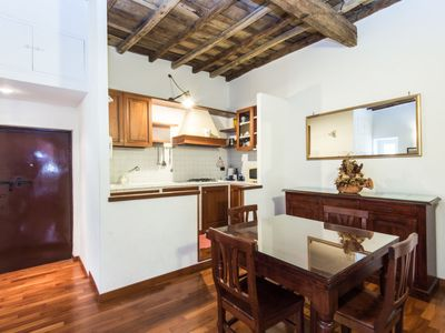 Photo for Apartment Forum Domus in Roma: Centro Storico - 4 persons, 1 bedrooms