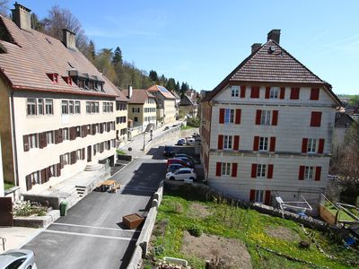 Photo for apartment downtown Le Locle 4 people