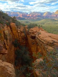 Broken Arrow Trailhead, Sedona, AZ, USA