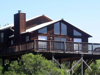 Photo for Stargazing and Wildflowers on 28 rustic acres with wonderful views.  Relax!