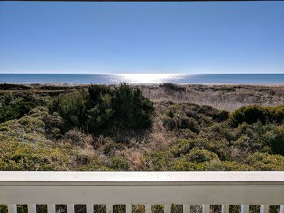 Photo for Direct OCEAN FRONT CONDO gorgeous view A Place at the Beach, Beautifully Updated