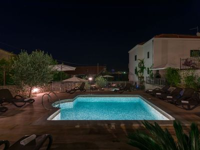 Photo for Apartment Fides with Swimming Pool III - One Bedroom Apartment, Sleeps 4