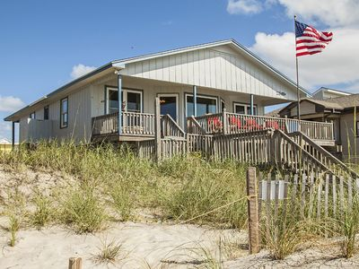Photo for Afternoon Delight: 4 Bed/2 Bath Basic, Oceanfront Home