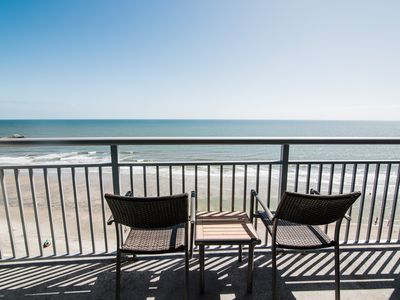 Photo for Last Minute Rate, Direct Oceanfront 3BR/3BA, Sleep 10, Central Location