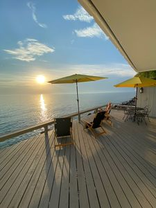 Photo for Sunset Views on Lake Michigan- Newly available August 2020