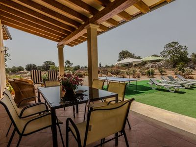 Photo for Holiday home CASA BONAVISTA - Pool, 6 persons, rural but close to the village