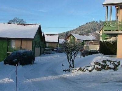 Photo for Apartment in a cottage, pool, sleeps 6, near Lake Gerardmer
