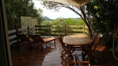 Photo for Quiet apartment surrounded by nature ideal for enjoying the South of Corsica