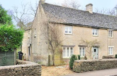 Photo for Winterberry Cottage is a traditional, semi-detached Cotswold stone property, with a peaceful garden