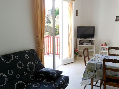 Photo for Homerez last minute deal - Beautiful studio near the beach