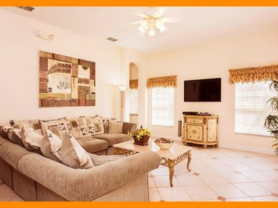 Photo for Formosa Gardens 42 - Premium villa with private pool & game room near Disney