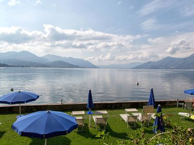 Photo for 1 bedroom apartment, Lake Maggiore