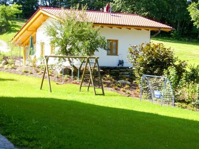 Photo for Vacation home Ferienhaus (BIM210) in Bischofsmais - 4 persons, 2 bedrooms