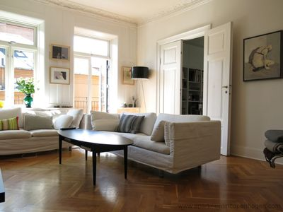 City Apartment in Frederiksberg with 4 bedrooms sleeps 7