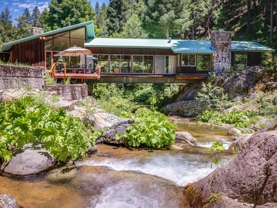 Photo for 4BR House Vacation Rental in Downieville, California