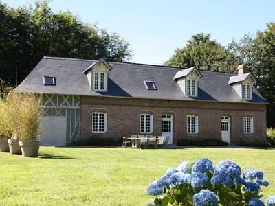 Photo for Cottage- Normandy, sea 1.86 miles, leisure park 5 m', golf and tennis 0.62 miles