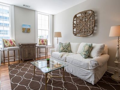 Photo for Stay with Lucky Savannah: One bedroom on Liberty Street with a King bed