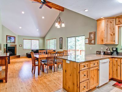 Photo for Be the first to stay at this newly built mountain retreat! The Sequoias East....