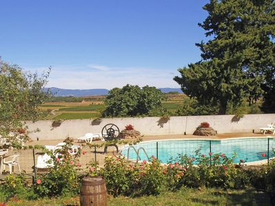 Photo for Holiday Home in Montbrun-des-Corbières with Pool