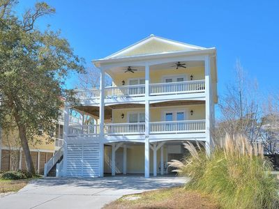 Photo for Spacious 4BR/4.5BA Home-Beautifully Decorated-Multiple Porches-Sleeps 8